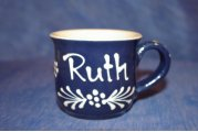 Namenstasse Ruth
