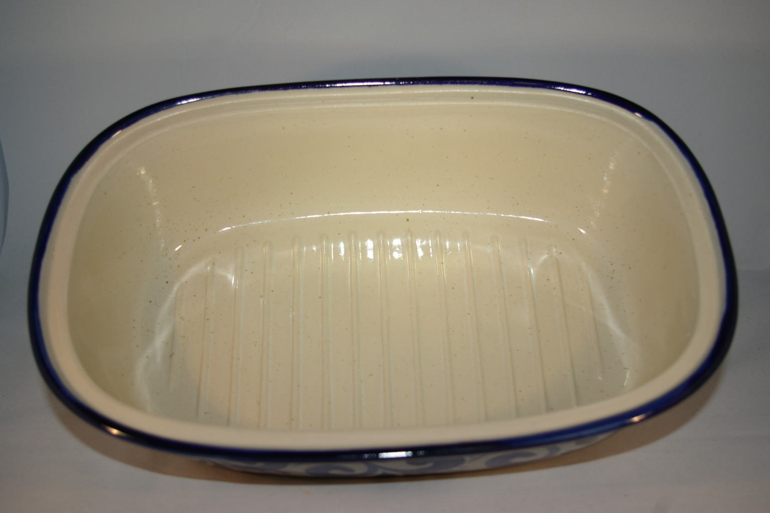 Unterschied Ton Keramik brottopf 30 cm grau blau keramik seifert ronny seifert